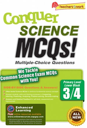 Conquer Science MCQs! Multiple Choice Questions