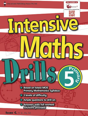 Intensive Maths Drills Primary 5