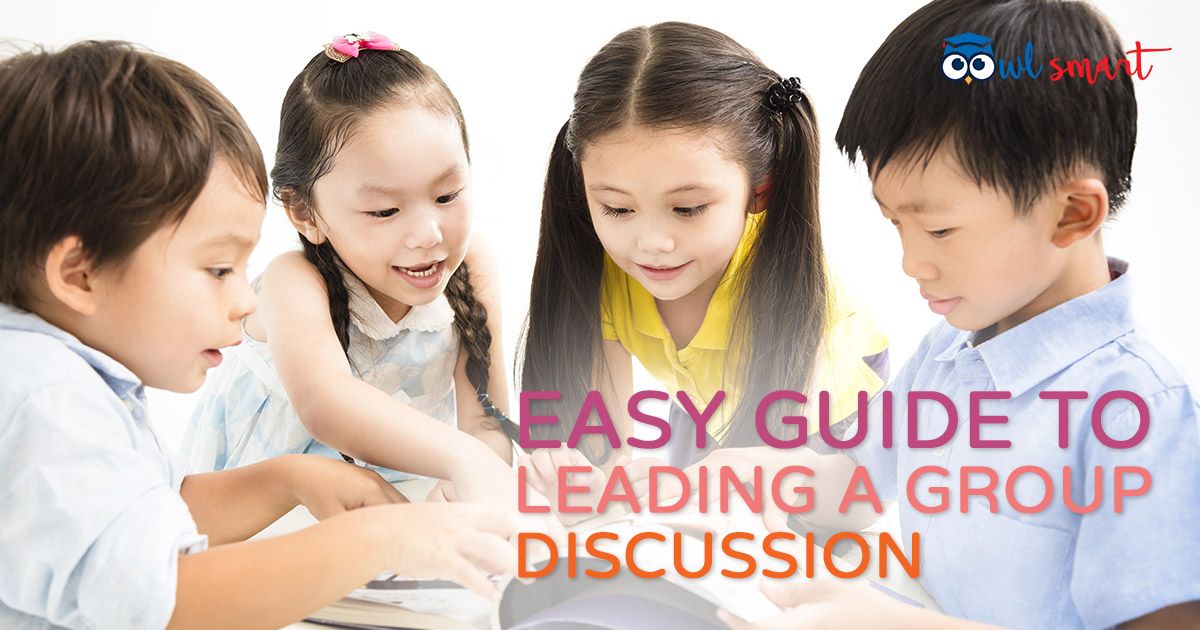 Easy Guide to Leading A Group Discussion