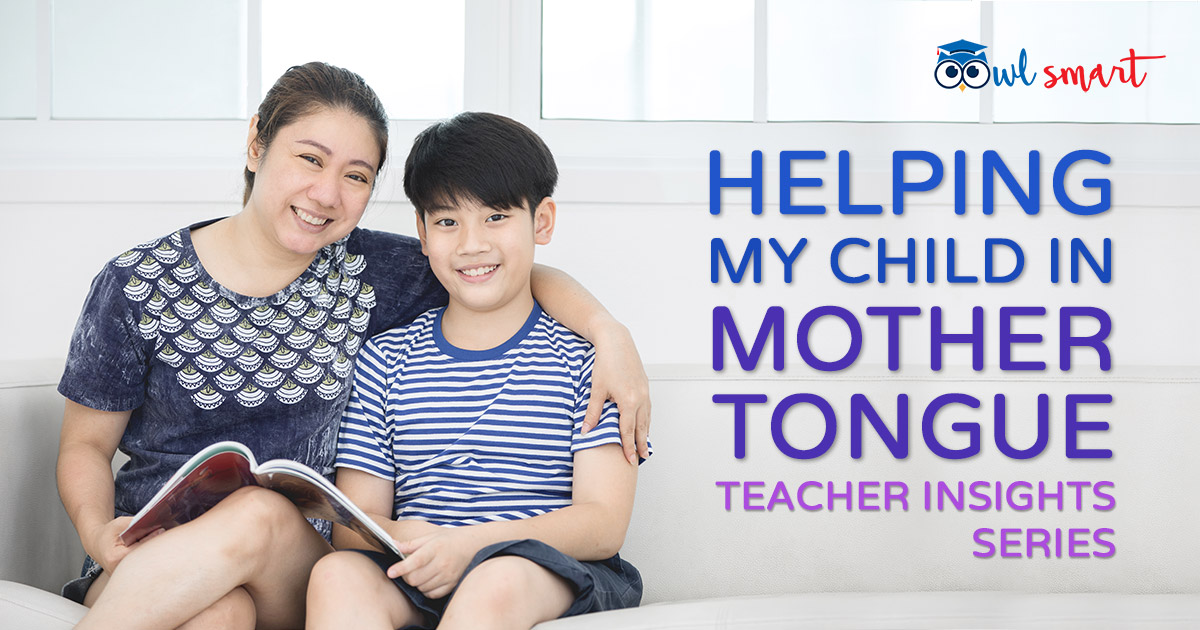 Helping my Child in Mother Tongue Teacher Insights Series