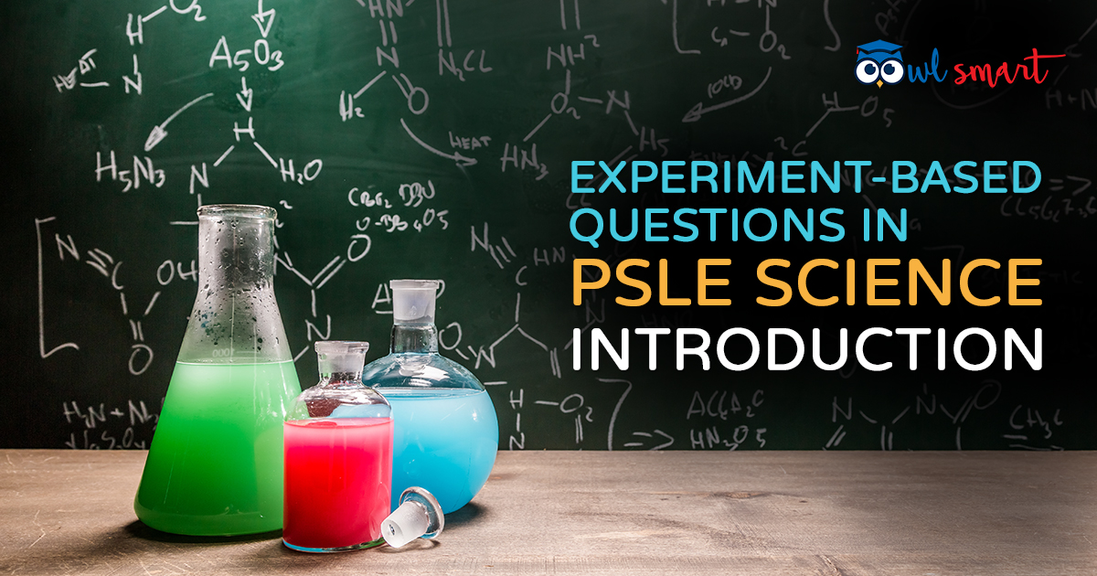 How to Score for Experimentbased Questions in PSLE Science Part 1  Introduction