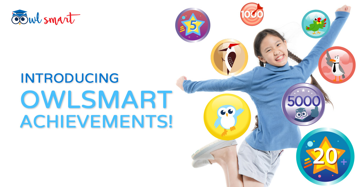 Introducing OwlSmart Achievements