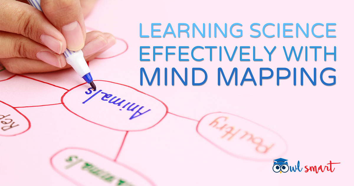 Learning Science Effectively with Mind Maps