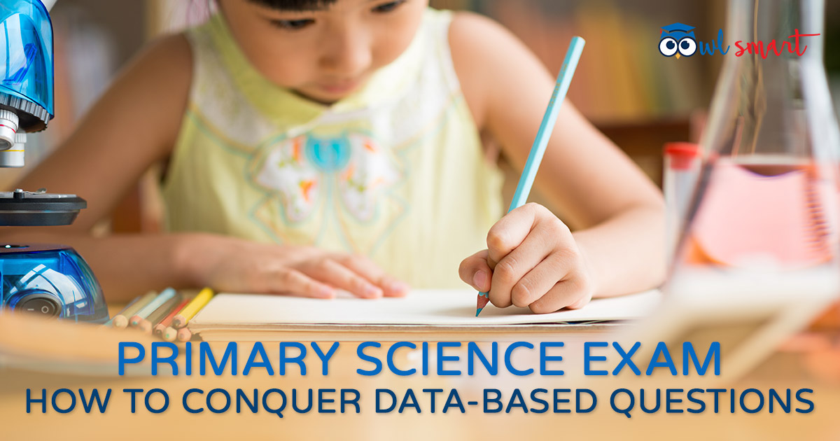 Primary Science Exam How To Conquer DataBased Questions