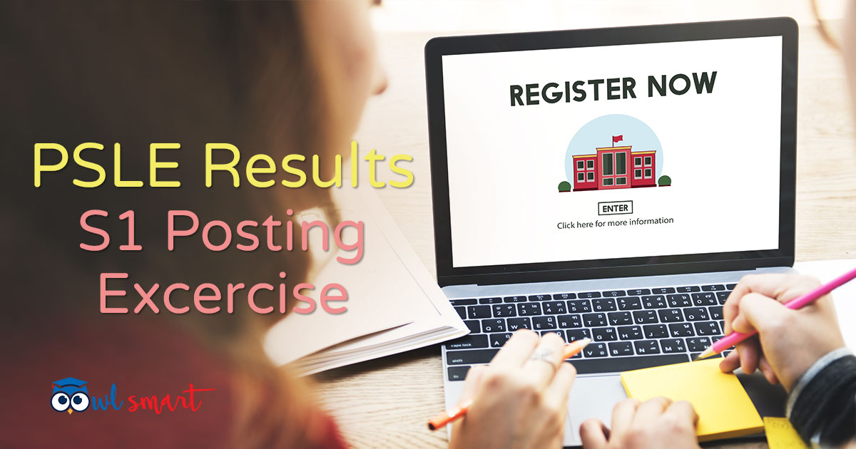 PSLE Results S1 Posting Exercise