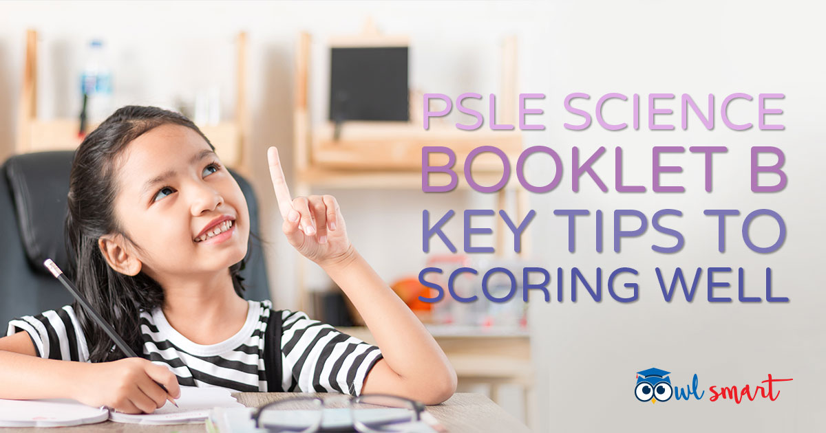 PSLE Science Key Tips to Scoring Well