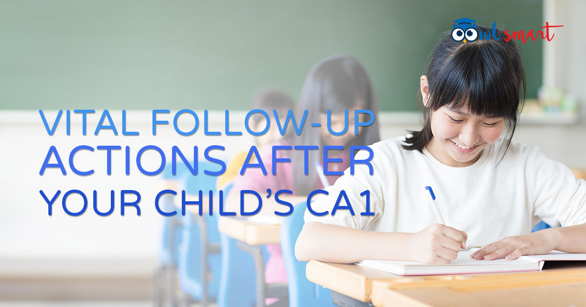 Vital FollowUp Actions After Your Childs CA1